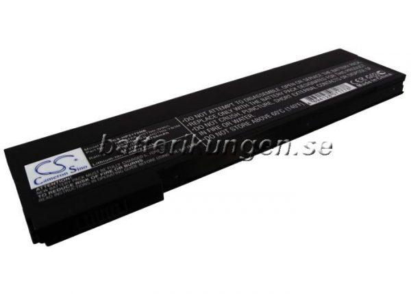 Batteri til HP EliteBook 2170p - 3.700 mAh