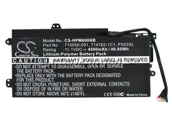 Batteri til HP ENVY M6 mfl - 4.500 mAh