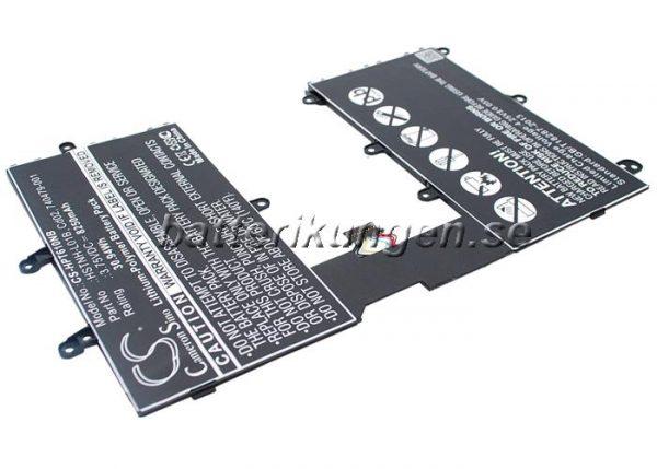 Batteri til HP Omni 10 mfl - 8.250 mAh