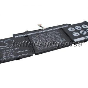Batteri til HP Chromebook 11 mfl - 2.600 mAh