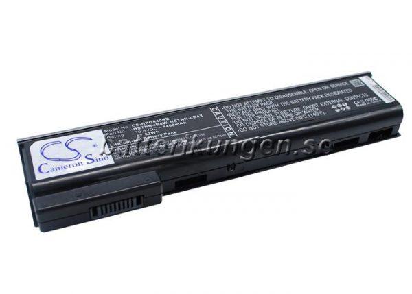 Batteri til HP ProBook 640 G1 mfl - 4.400 mAh