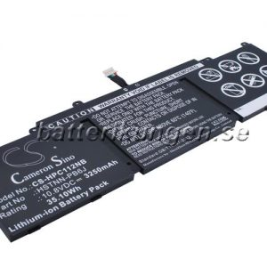 Batteri til HP Chromebook 11-2101tu mfl - 3.250 mAh