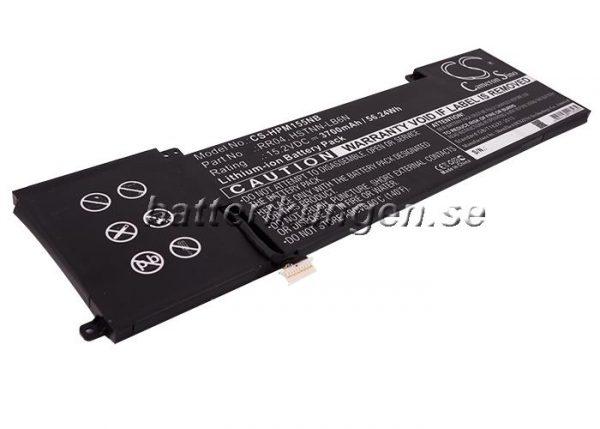 Batteri til HP Omen 15 mfl - 3.700 mAh
