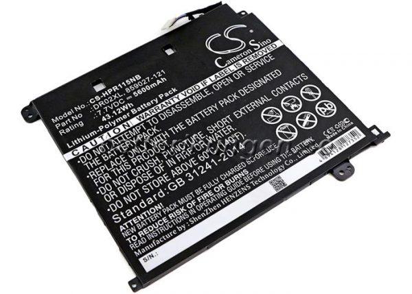 Batteri til HP Chromebook 11 G5 mfl - 5.600 mAh