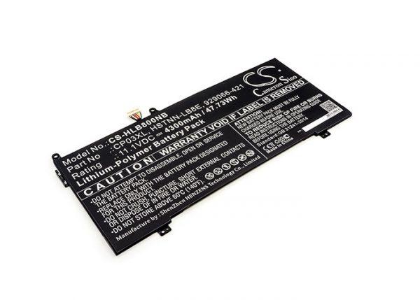 Batteri til Spectre 13-ae006no X360 mfl - 4.300 mAh