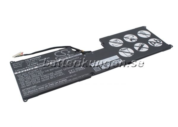 Batteri til Sony VAIO Tap 11 mfl - 3.860 mAh