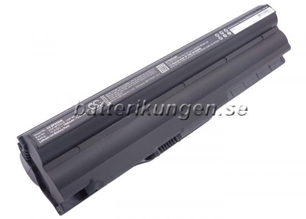 Batteri til Sony Vaio VPC-Z1100C mfl - 7.000 mAh