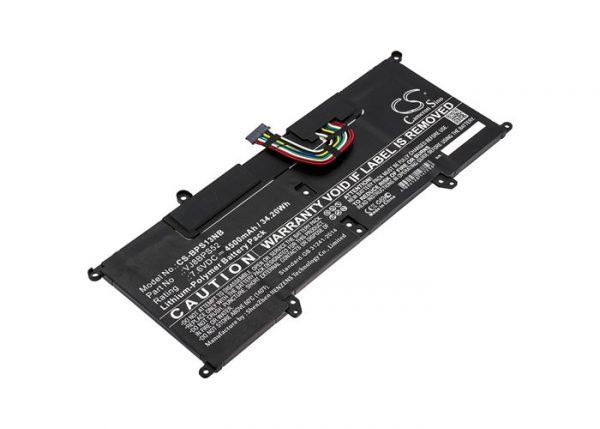 Batteri til Sony VAIO S11 mfl - 4.500 mAh