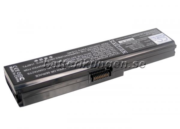Batteri til Toshiba Satellite A660 mfl