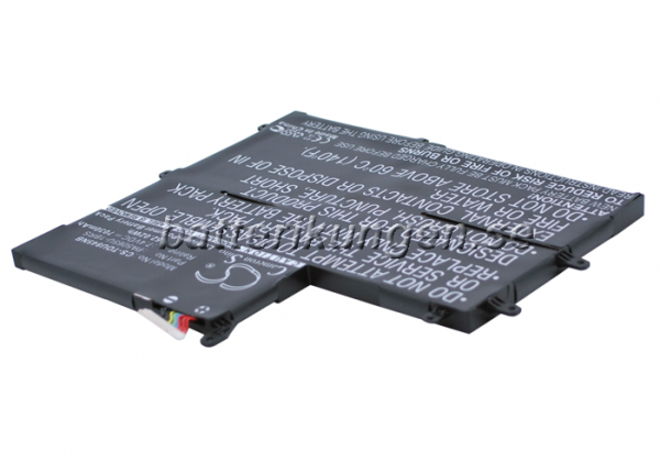 Batteri til Toshiba Satellite U845W - 7.030 mAh