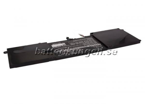 Batteri til Toshiba Satellite U800 mfl - 7.040 mAh