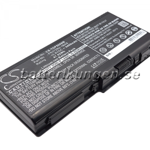 Batteri til Toshiba Dynabook Qosmio 90 LW mfl - 4.400 mAh