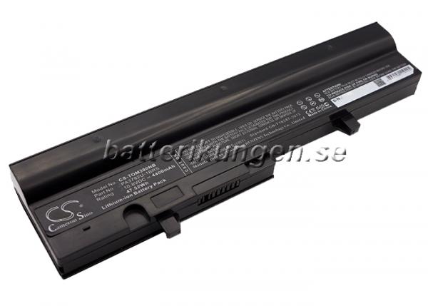 Batteri til Toshiba Mini NB300 mfl - 4.400 mAh