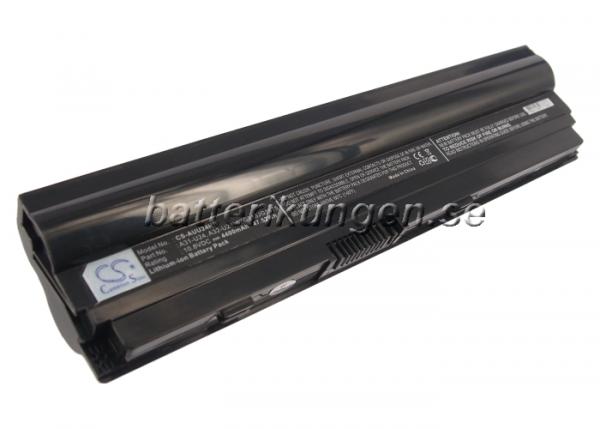 Batteri til Asus U24 mfl - 4.400 mAh