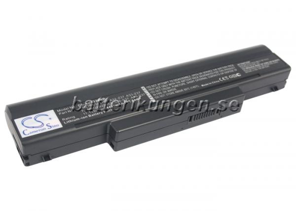 Batteri til Asus Z37 mfl - 4.400 mAh
