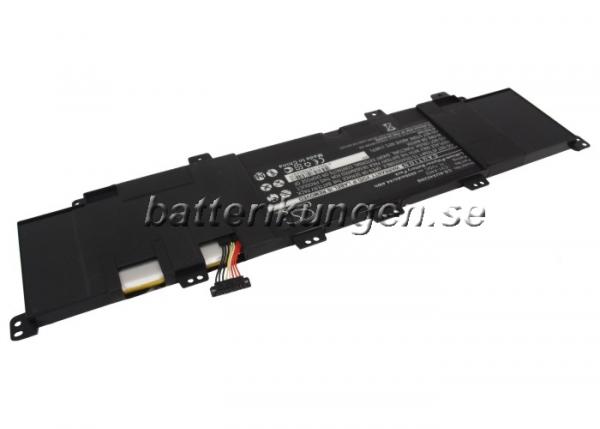 Batteri til Asus VivoBook S300 mfl - 4.400 mAh