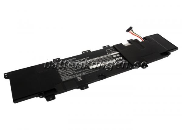 Batteri til Asus VivoBook S500 mfl - 4.400 mAh