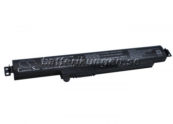 Batteri til Asus VivoBook F102BA mfl - 2.940 mAh