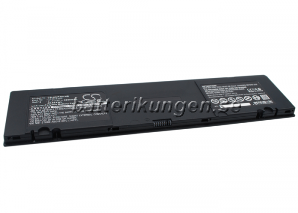 Batteri til Asus AsusPro PU401 mfl - 3.950 mAh
