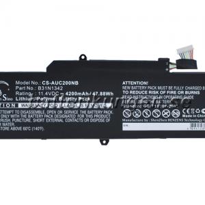 Batteri til Asus Chromebook C200 mfl - 4.200 mAh