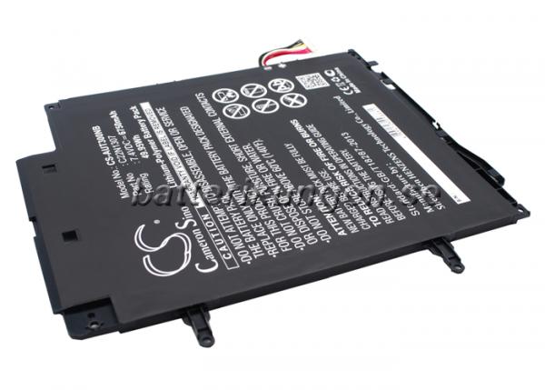 Batteri til Asus Transformer Book T300 mfl - 6.750 mAh