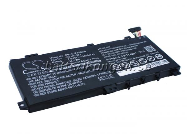 Batteri til Asus Transformer Flip TP550LA mfl - 5.000 mAh