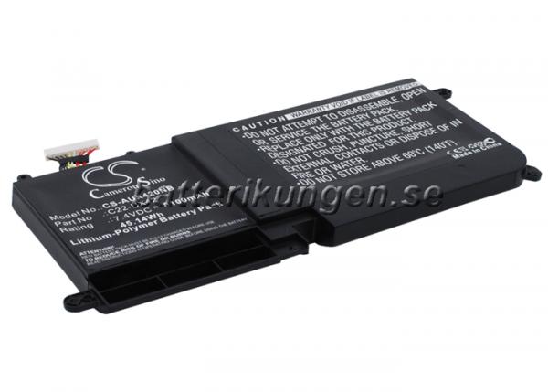Batteri til Asus Zenbook UX42 mfl - 6.100 mAh