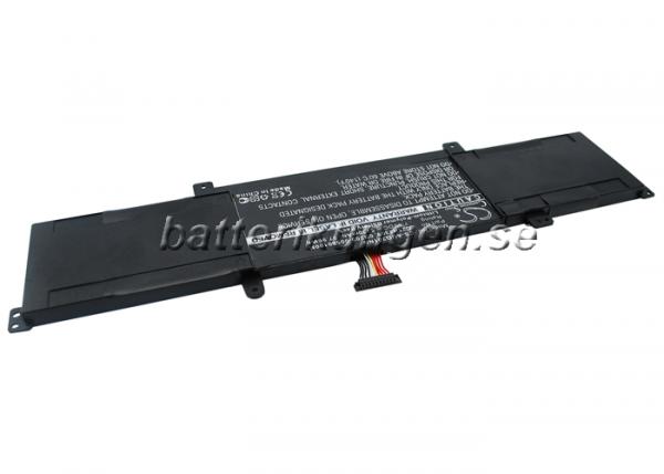 Batteri til Asus VivoBook Q301 mfl - 5.130 mAh