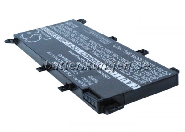 Batteri til Asus X555 mfl - 4.800 mAh