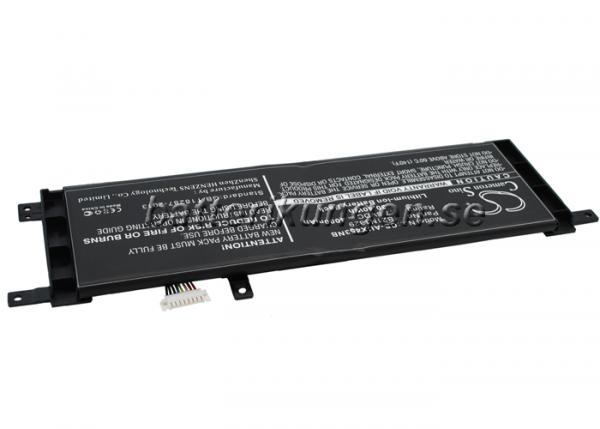 Batteri til Asus X453 mfl - 4.000 mAh