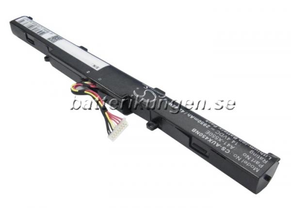Batteri til Asus X450J mfl - 2.200 mAh
