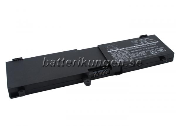 Batteri til Asus N550 - 4.000 mAh