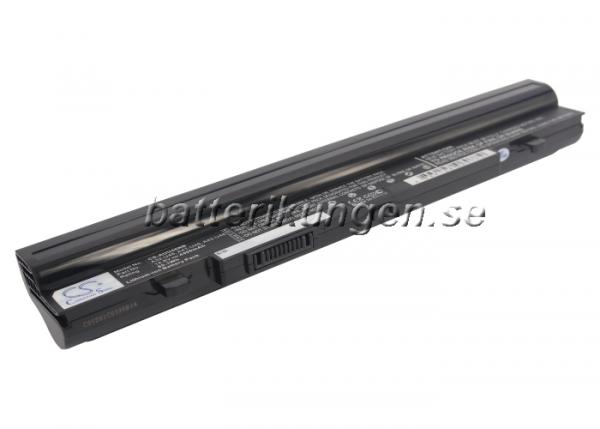 Batteri til Asus U46 mfl - 4.400 mAh