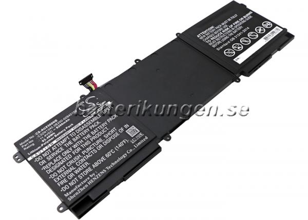 Batteri til Asus NX550 mfl - 8.200 mAh