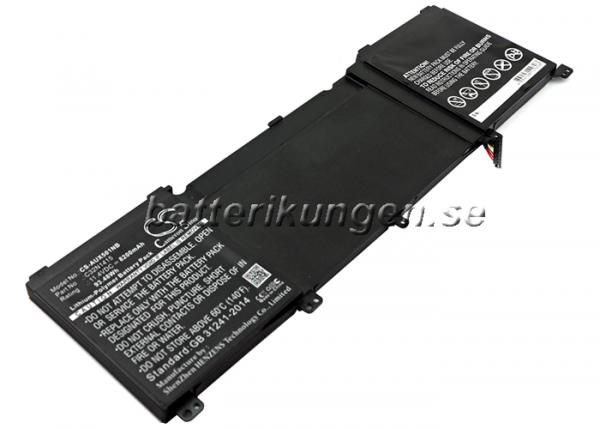 Batteri til Asus UX501JW  mfl - 8.400 mAh