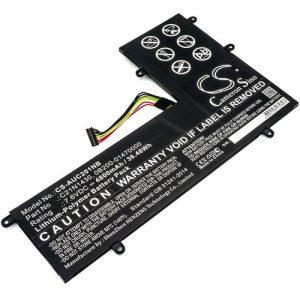 Batteri til Asus ChromeBook C201 mfl - 4.800 mAh