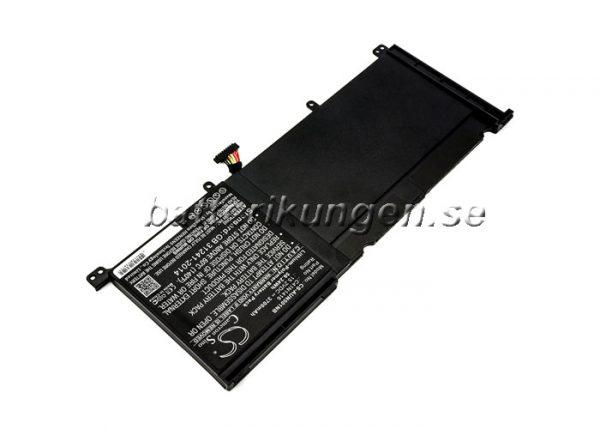 Batteri til Asus G501 mfl - 3.700 mAh