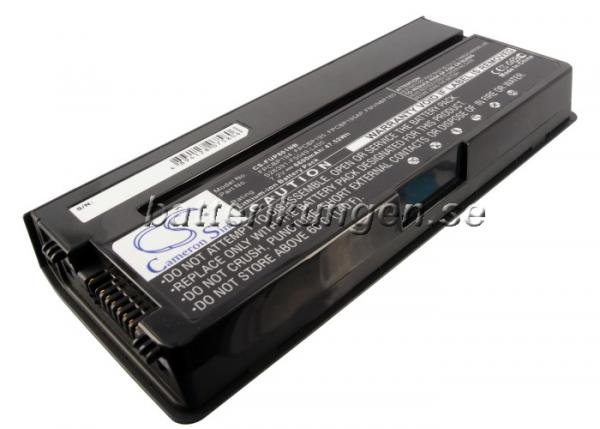 Batteri til Fujitsu LifeBook P8010 mfl - 6.600 mAh