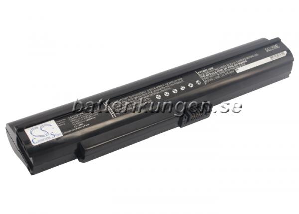 Batteri til Fujitsu Siemens  LifeBook M2010 mfl - 2.200 mAh