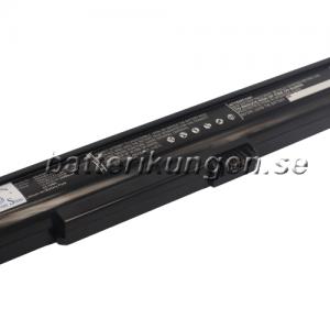 Batteri til Fujitsu Siemens  LifeBook M2010 mfl - 4.400 mAh