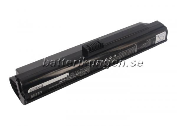 Batteri til Fujitsu Siemens  LifeBook M2010 mfl - 6.600 mAh