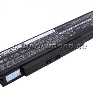Batteri til Fujitsu Amlio PA3650 mfl - 4.800 mAh