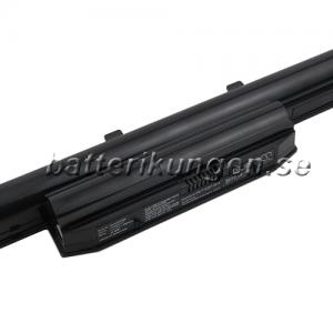 Batteri til Fujitsu LifeBook LH532 mfl - 4.400 mAh