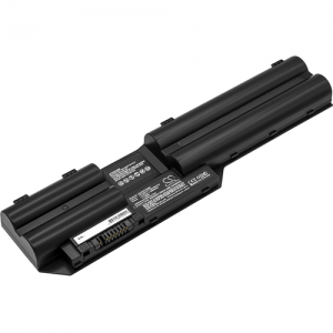 Batteri til Fujitsu LifeBook T732 mfl - 6.000 mAh