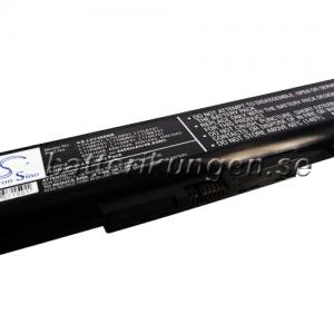 Batteri til Lenovo Ideapad Y480 mfl - 4.400 mAh