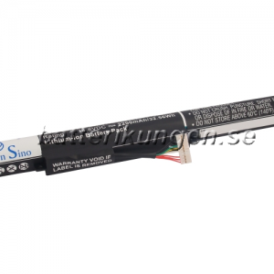 Batteri til Lenovo IdeaPad Z400 mfl - 2.200 mAh