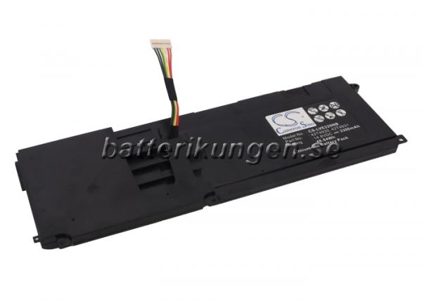 Batteri til Lenovo ThinkPad Edge E220s mfl - 3.300 mAh