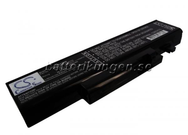 Batteri til Lenovo IdeaPad Y470 mfl - 4.400 mAh