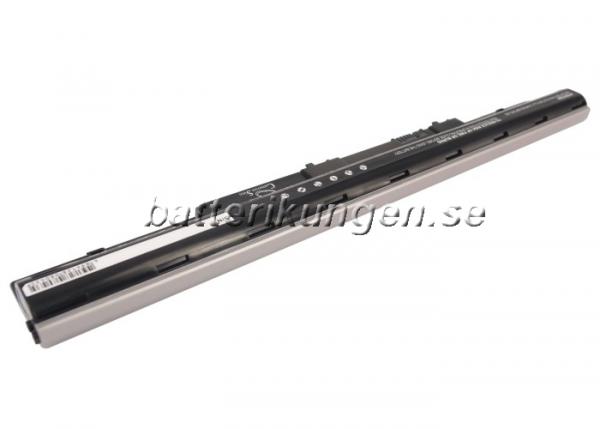 Batteri til Lenovo IdeaPad S300 mfl - 4.400 mAh
