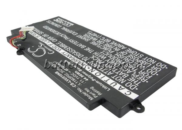 Batteri til Lenovo IdeaPad U510 mfl - 4.050 mAh